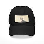 Doberman Pinscher Black Cap with Patch