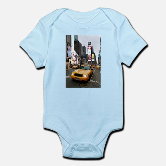 New York City Yellow Cab Body Suit