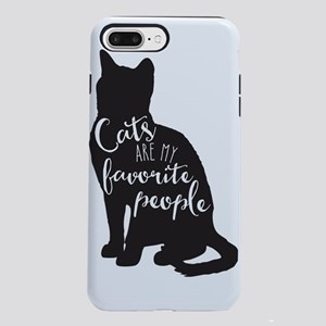 Cats Are My Favorite Iphone 7 Plus Tough Case