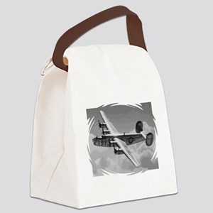 B-24 Liberator Canvas Lunch Bag
