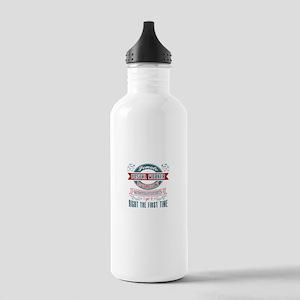 Postal Worker Jobs Stainless Water Bottle 1.0L