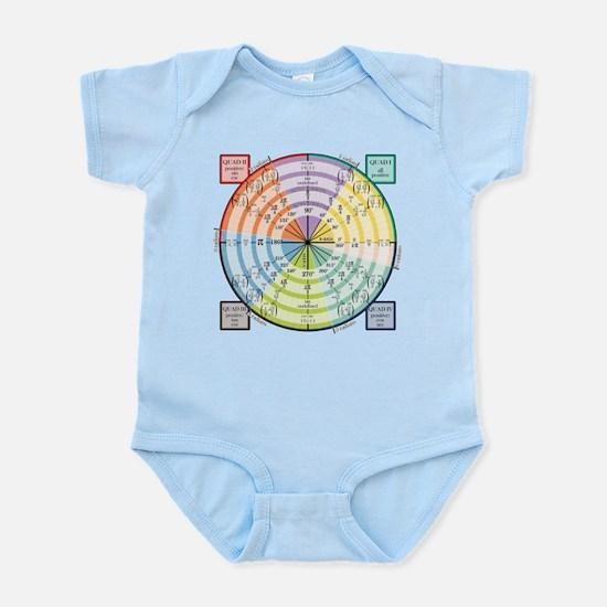 Little Math Genuis Infant Bodysuit