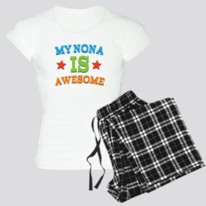 My Nona Is awesome Women's Light Pajamas