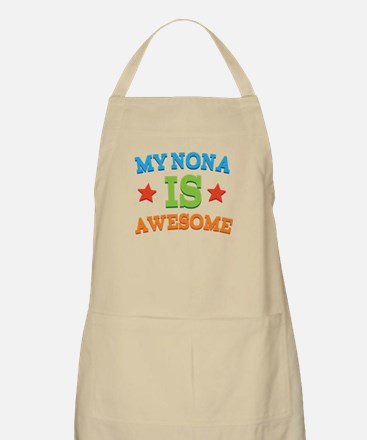 My Nona Is awesome Apron