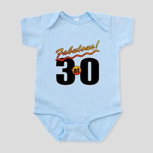 Fabulous At 30 Infant Bodysuit