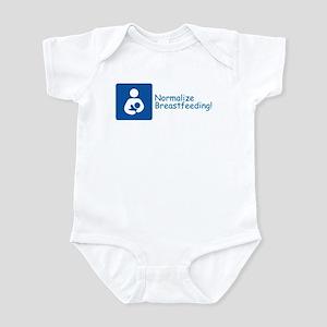 normalize-breastfeeding Body Suit
