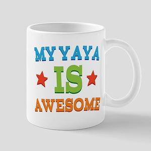 My Yaya Is awesome Mug