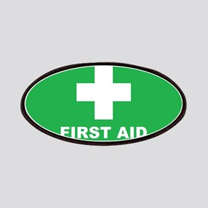 First Aid (W/G) Patches