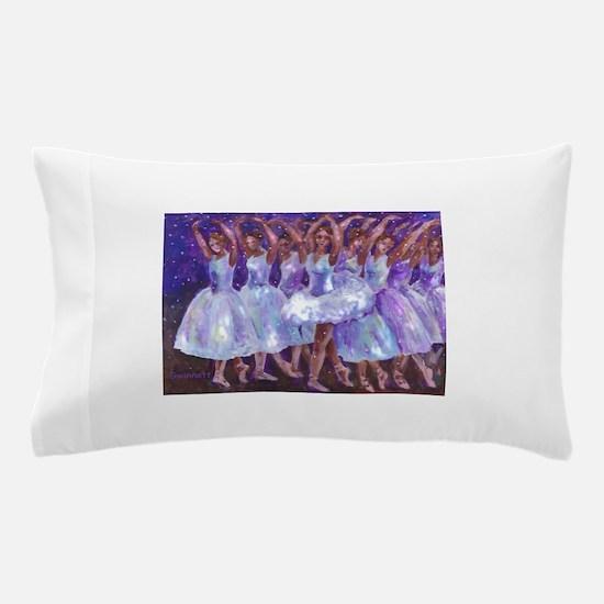 Nutcracker Snow Dance Pillow Case