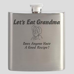 Let's Eat Grandma Flask