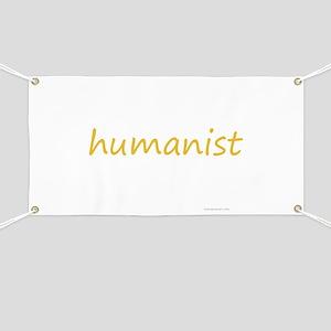 humanist Banner