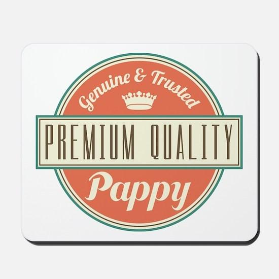Vintage Pappy Mousepad