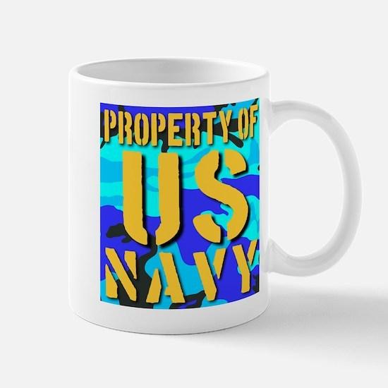 Property of US Navy Mug