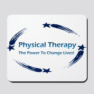 PT The Power to Change Lives Mousepad