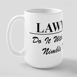 Lawyers Do It Mugs