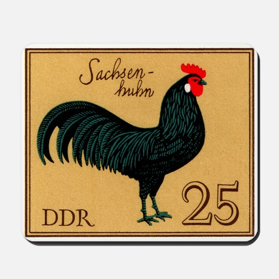 1979 Germany Saxonian Rooster Postage Stamp Mousep