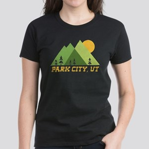 park city utah mountain sun T-Shirt