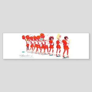 Good Cheer Bumper Sticker
