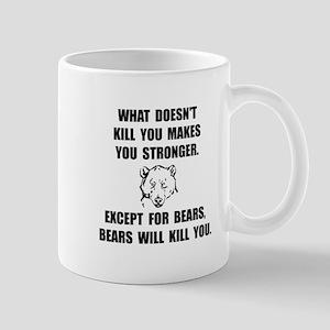 Bears Kill Mug