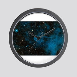 Outer Space - NASA - Science Wall Clock