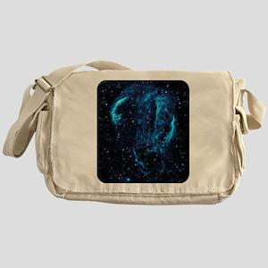 Outer Space - NASA - Science Messenger Bag