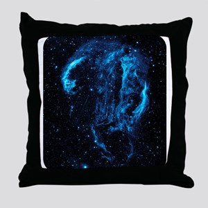 Outer Space - NASA - Science Throw Pillow