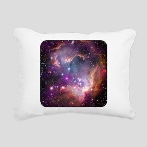Outer Space - NASA - Science Rectangular Canvas Pi