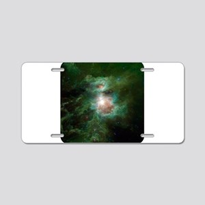 Outer Space - NASA - Science Aluminum License Plat