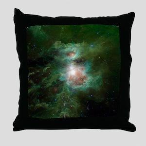 Outer Space - NASA - Science Throw Pillow