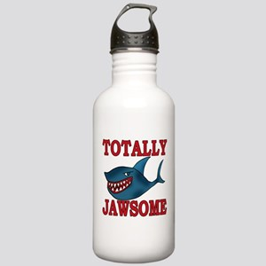Totally Jawsome Shark Stainless Water Bottle 1.0L
