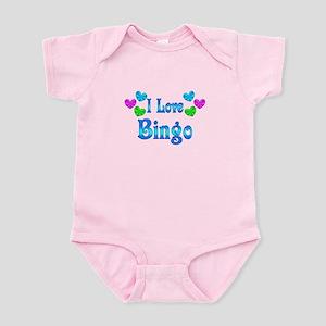 I Love Bingo Infant Bodysuit