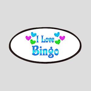 I Love Bingo Patches