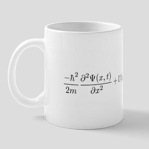 Schroedinger Equation Mug