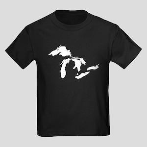 Great Lakes Kids Dark T-Shirt