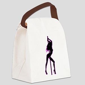 Stripper - Strip Club - Pole Dancer Canvas Lunch B