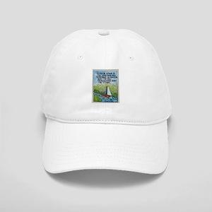 The Ark vs The Titanic / Sculpted Art Baseball Cap