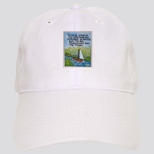 The Ark vs The Titanic / Sculpted Art Baseball Cap