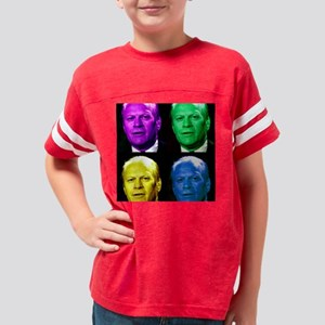 Gerold Ford 10x10 Youth Football Shirt