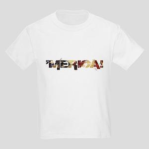 'Merica! Kids Light T-Shirt