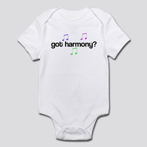 Got Harmony? Infant Bodysuit
