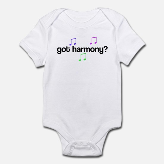 Got Harmony? Infant Bodysuit