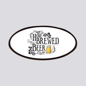 Home Brewed Beer Patches