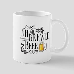 Home Brewed Beer Mug
