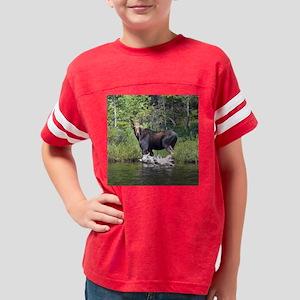 2-4.25x4 Youth Football Shirt