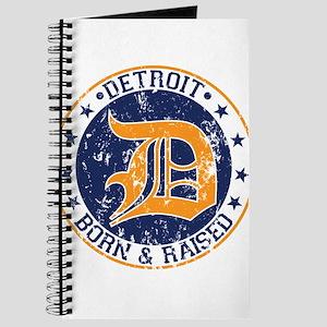 Detroit born and raised Journal