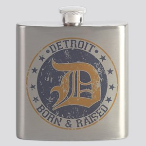 Detroit born and raised Flask