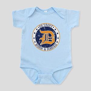 Detroit born and raised Body Suit