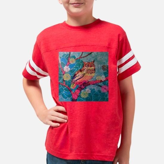 Owl Youth Football Shirt