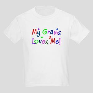 My Grams Loves Me (des. #1) Kids T-Shirt
