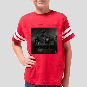 Spooky Youth Football Shirt